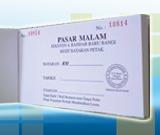 Printing Company Malaysia: Ticket