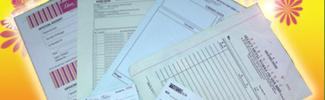 Printing  Malaysia Bill Book Print